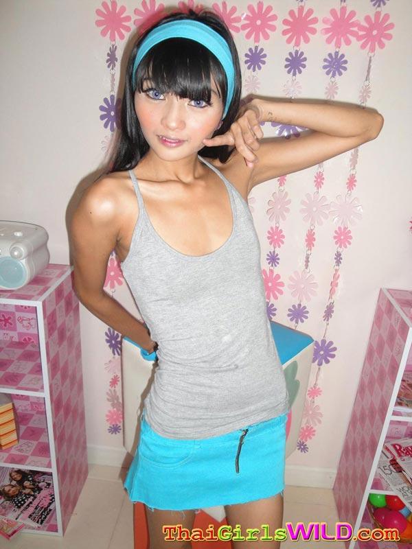 Skinny thai girls porn