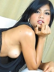 Thai Girl Solo with Sexy Bali