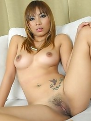 Asian Girl Solo with Naughty Sisi